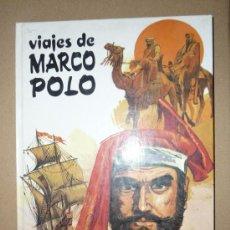 Libros de segunda mano: LIBRO. VIAJES DE MARCO POLO. Lote 28706815