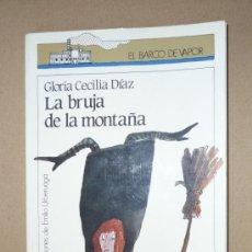 Libros de segunda mano: LIBRO. LA BRUJA DE LA MONTAÑA. Lote 28706840