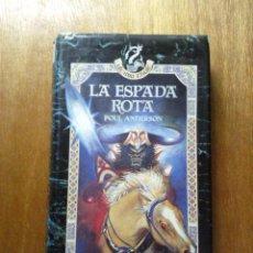 Libros de segunda mano: LA ESPADA ROTA - POUL ANDERSON - ULTIMA THULE - ANAYA. Lote 28796280