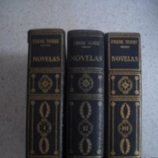 Libros de segunda mano: FRANK YERBY. NOVELAS. COMPLETO 3 TOMOS. PLANETA. 1971. Lote 28521209