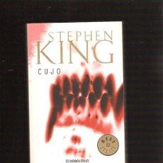 Libros de segunda mano: STEPHEN KING CUJO. Lote 29309130