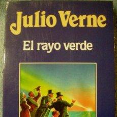 Libros de segunda mano: EL RAYO VERDE, JULIO VERNE. EDIT. ORBIS, 1986. .. Lote 29353998