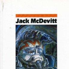 Libros de segunda mano: EL TEXTO DE HÉRCULES. PREMIO LOCUS 1987. PREMIO ESPECIAL PHILIP K. DICK 1987. JACK MCDEVITT. Lote 29756708