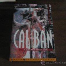 Libros de segunda mano: CALIBAN - ROGER MACBRIDE ALLEN - EDICIONES B. Lote 29945968