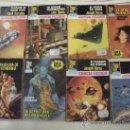 Libros de segunda mano: LOTE DE NOVELAS CIENCIA FICCION FUTURO. Lote 121450508