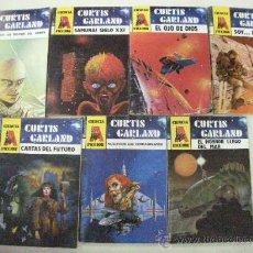 Gebrauchte Bücher - LOTE DE NOVELAS CIENCIA FICCION CURTIS GARLAND (CE12) - 30022391