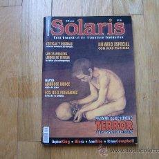 Libros de segunda mano: REVISTA SOLARIS Nº 15 - GUÍA BIMESTRAL DE LITERATURA FANTÁSTICA - LA FACTORÍA - ROL. Lote 30108496