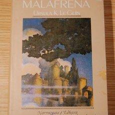 Libros de segunda mano: MALAFRENA. URSULA K. LE GUIN. Lote 30387991