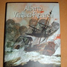 Libros de segunda mano: ALBERTO VAZQUEZ FIGUEROA - NEGREROS CÍRCULO DE LECTORES 1996. Lote 30970776