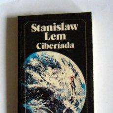 Libros de segunda mano: CIBERIADA - STANISLAW LEM. Lote 31266833