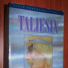Libros de segunda mano: TALIESIN - CICLO PENDRAGON VOL. 1 - STEPHEN R. LAWHEAD - TIMUN MAS. Lote 116386722