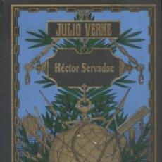 Libros de segunda mano: NOVELA HECTOR SERVADAC - JULIO VERNE (COLECCION RBA). Lote 31427266