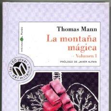 Libros de segunda mano: LA MONTAÑA MAGICA V. I - THOMAS MANN. Lote 31595671