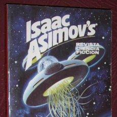 Libros de segunda mano: REVISTA DE CIENCIA FICCIÓN, ISAAC ASIMOV'S Nº 11 DE EDITORS / PICAZO EN BARCELONA 1981. Lote 31589982