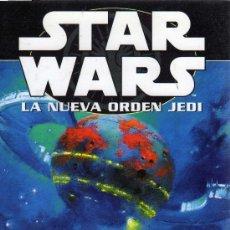 Libros de segunda mano: STAR WARS · LA NUEVA ORDEN JEDI - MAREA OSCURA II - DESASTRE - MICHAEL A. STACKPOLE. Lote 32350022