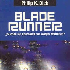 Libros de segunda mano - CIENCIA FICCION. EDHASA. BLADE RUNNER.PHILIP K. DICK. - 32901657