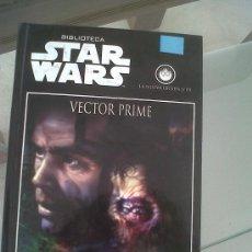 Libros de segunda mano: CIENCIA FICCION PLANETA DE AGOSTINI STAR WARS SALVATORE VECTOR PRIME. Lote 33139541
