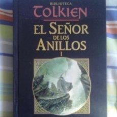Libros de segunda mano: EL SEÑOR DE LOS ANILLOS - LA COMUNIDAD DEL ANILLO - TOLKIEN. Lote 33469135
