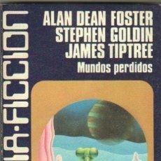 Libros de segunda mano - CIENCIA FICCION CARALT Nº 5 - 1976 -MUNDOS PERDIDOS ALAN DEAN FOSTER,STEPHEN GOLDIN, JAMES TIPTREE - 33746815