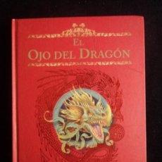 Libros de segunda mano: EL OJO DEL DRAGON. A. STERR ED. MONTENA. 2007 240 PAG. Lote 33752174