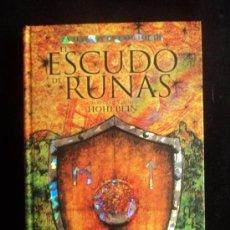 Libros de segunda mano: ESCUDO DE RUINAS. ALHAMBRA. 2008 375 PAG. Lote 33752885