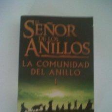 Libros de segunda mano: FANTASIA TOLKIEN EL SEÑOR DE LOS ANILLOS LA COMUNIDAD DEL ANILLO. Lote 33993506