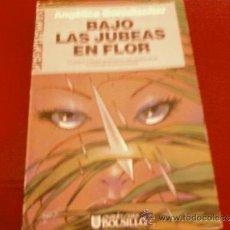 Libros de segunda mano: ANGELICA GORODISCHER. BAJO LAS JUBEAS EN FLOR. ULTRAMAR CIENCIA FICCION. Lote 34014235