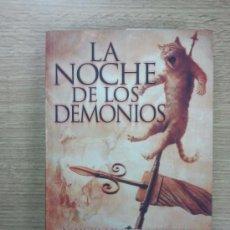 Libros de segunda mano: LA NOCHE DE LOS DEMONIOS (BRAINSTORMING #13 - J MICHAEL STRACZYNSKI). Lote 34235227