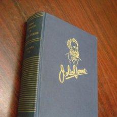 Libros de segunda mano: OBRAS COMPLETAS DE JULIO VERNE. TOMO VII, 1958. . Lote 34674946