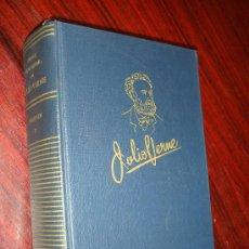 Libros de segunda mano: OBRAS COMPLETAS DE JULIO VERNE. TOMO V, 1957. . Lote 34675022
