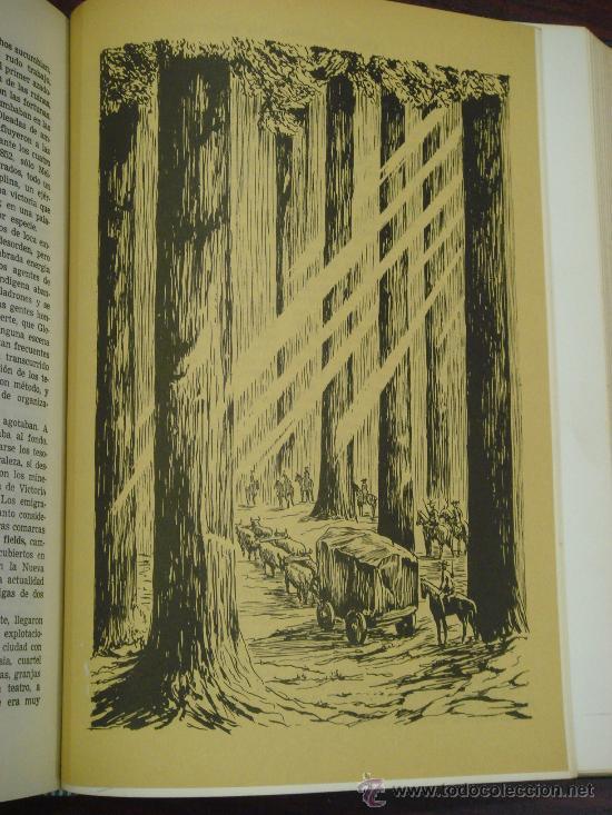 Libros de segunda mano: OBRAS COMPLETAS DE JULIO VERNE. Tomo I, 1955. - Foto 5 - 34675189