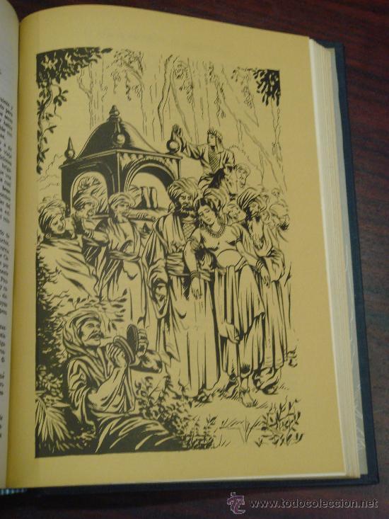 Libros de segunda mano: OBRAS COMPLETAS DE JULIO VERNE. Tomo I, 1955. - Foto 6 - 34675189