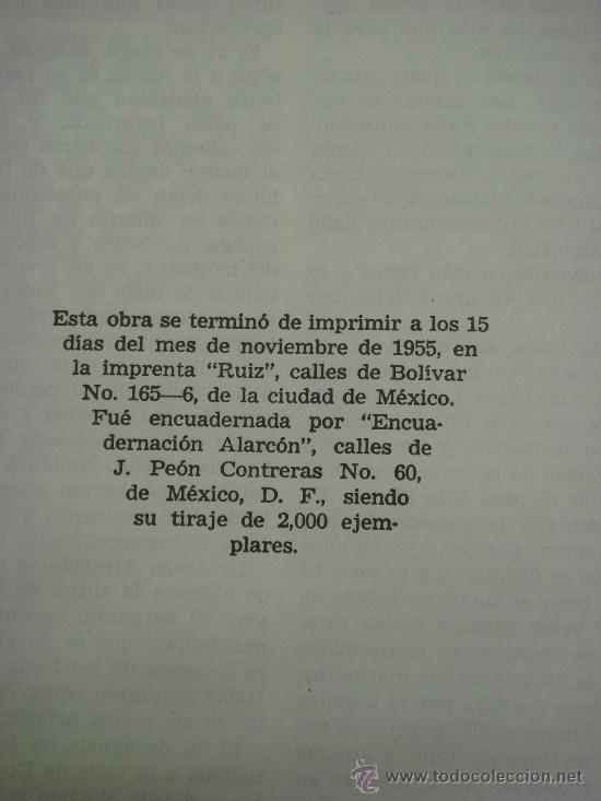 Libros de segunda mano: OBRAS COMPLETAS DE JULIO VERNE. Tomo I, 1955. - Foto 7 - 34675189