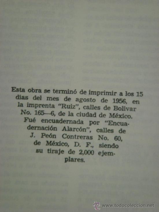 Libros de segunda mano: OBRAS COMPLETAS DE JULIO VERNE. Tomo II, 1956 - Foto 8 - 34675141