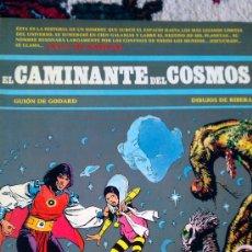 Libros de segunda mano: EL CAMINANTE DEL COSMOS - GRIJALBO 1984 - TAPA RUSTICA. POR RIBERA Y GODARD - 48 PÁGINAS COLOR. Lote 34746909