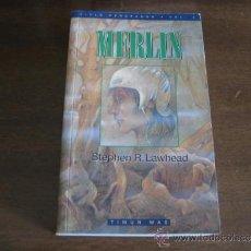 Libros de segunda mano - MERLIN - CICLO PENDRAGON - STEPHEN R. LAWHEAD - TIMUN MAS - 34966350