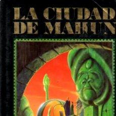 Libros de segunda mano: LA CIUDAD DE MAHUN (GIL ALDERMAN) TIMUN MAS. Lote 35417672