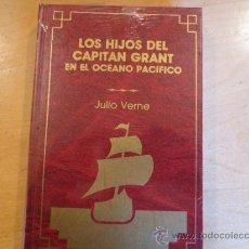Libros de segunda mano: (9014) LOS HIJOS DEL CAPITAN GRANT EN EL OCEANO PACIFICO-COMO NUEVO-. Lote 35704293