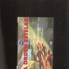 Libros de segunda mano: ORDEN ESTELAR 1. Lote 35993798