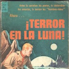 Livres d'occasion: JOYAS DE BOLSILLO Nº 365 - 1971 - HANKS SEARLS - TERROR EN LA LUNA. Lote 36231360
