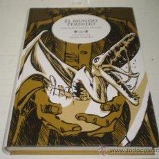 Libros de segunda mano: EL MUNDO PERDIDO ARTHUR CONAN DOYLE SAGAR FORNIÉS EDITORIAL ASTIBERRI 2010. Lote 118673931