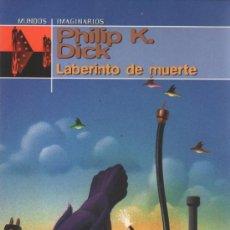Libros de segunda mano: PLAZA & JANESLABERINTO DE MUERTEPHILIP K. DICK. Lote 36383612