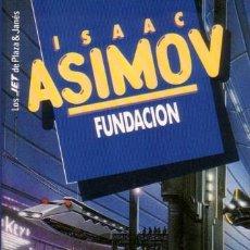 Gebrauchte Bücher - ISAAC ASIMOV - FUNDACION (Plaza & Janes,1990) - Coleccion JET - Segunda Edicion - 160473086