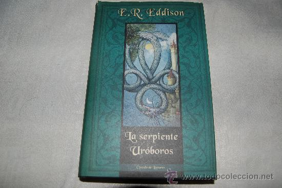 LA SERPIENTE URÓBOROS (Libros de Segunda Mano (posteriores a 1936) - Literatura - Narrativa - Ciencia Ficción y Fantasía)