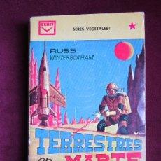 Libros de segunda mano: TERRESTRES EN MARTE. RUSS WINTERBOTHAM. CENIT Nº 52. CIENCIA-FICCIÓN, 1963. DIFICIL. Lote 36700512