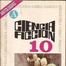 Libros de segunda mano: LIBRO-CIENCIA FICCION 10-BRUGUERA-PHILIP K DICK DEAN KOONTZ-. Lote 36906221