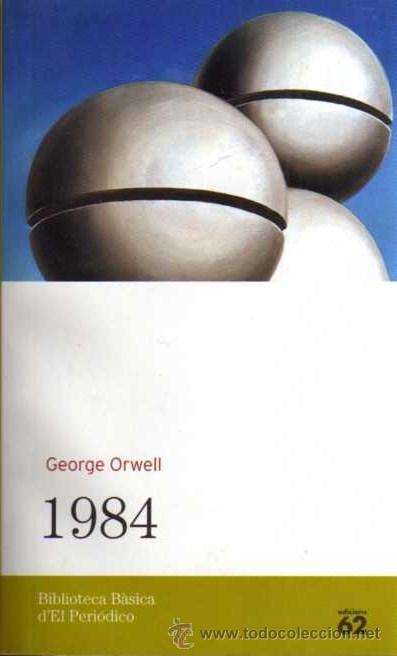 Resultado de imagen de 1984 el periódico orwell