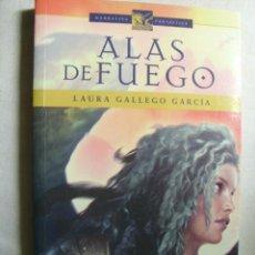 Libros de segunda mano - ALAS DE FUEGO. GALLEGO GARCÍA, Laura. 2005 - 37555139
