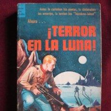 Libros de segunda mano: ¡TERROR EN LA LUNA! HANK SEARLS. JOYAS DE BOLSILLO, 365. NOVARO 1971. MEXICO. Lote 38699629