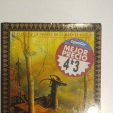 Libros de segunda mano: LA ESTRELLA DE LOS ELFOS FANTASIA TIMUN MAS WEIS HICKMAN CICLO PUERTA DE LA MUERTE. Lote 38745420